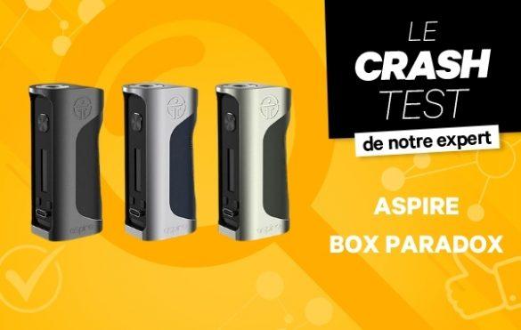 ASPIRE BOX PARADOX