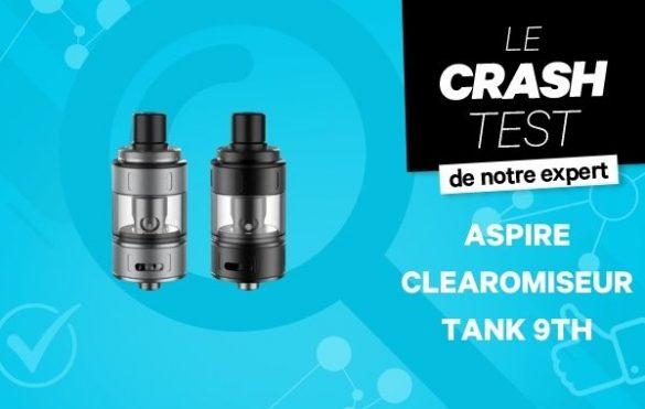 Aspire Clearomiseur Tank 9Th