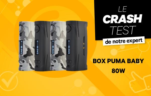 Box Puma Baby 80W