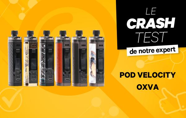 Le nouveau Pod Velocity Oxva