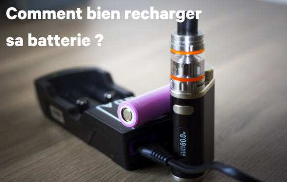 Comment charger sa batterie