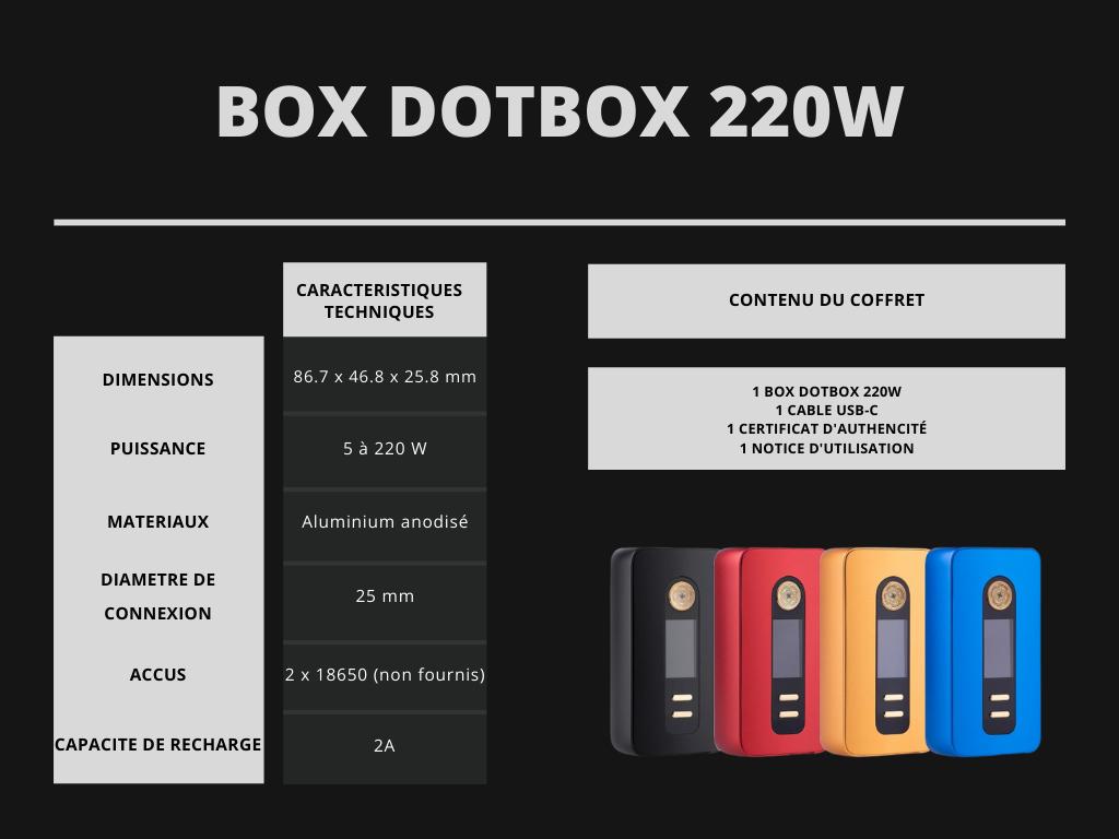 Dotbox Dotmod 220W