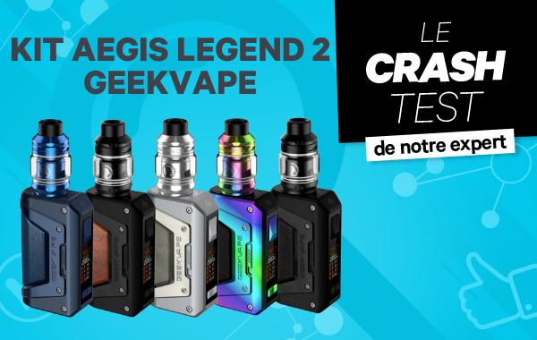 Kit AEGIS Legend 2 – Geekvape