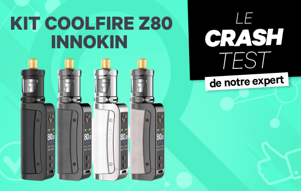 Kit Coolfire Z80 Innokin