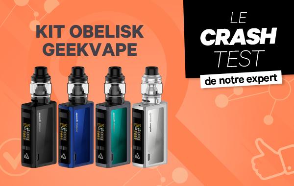 Kit OBELISK – Geekvape