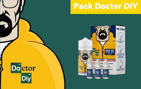 Le pack Doctor DIY