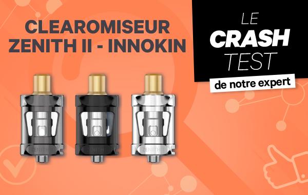 Clearomiseur Zenith 2 – Innokin