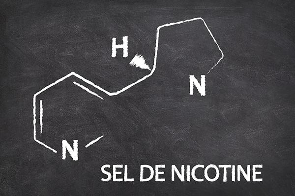 Les sels de nicotine : tout ce qu'il faut savoir !