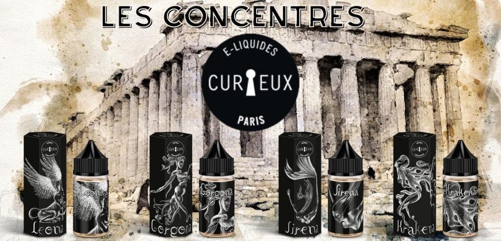 Les Concentrés DIY Curieux