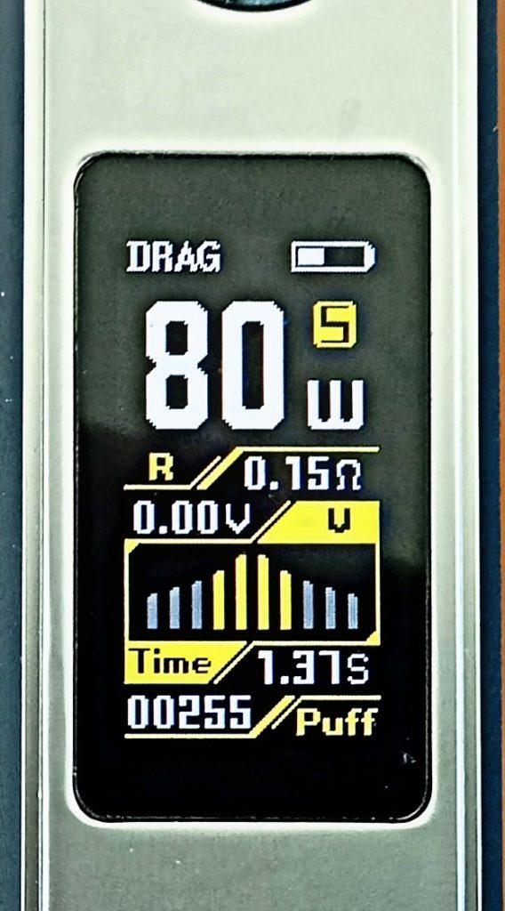 Cigarette electronique Drag X Pro de Voopoo | Ecigarette pour un vape DL | Cigarette electronique Drag X Pro de Voopoo | Ecigarette pour un vape DL | Kit ecigarette simple accu | chipset