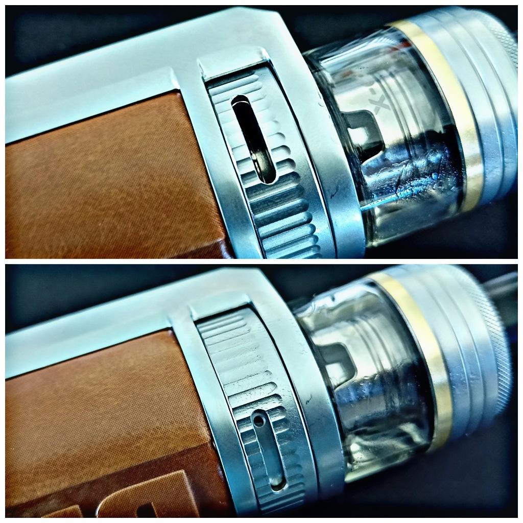 Cigarette electronique Drag X Pro de Voopoo | Ecigarette pour un vape DL | Cigarette electronique Drag X Pro de Voopoo | Ecigarette pour un vape DL | Kit ecigarette simple accu | réglage de l'airflow