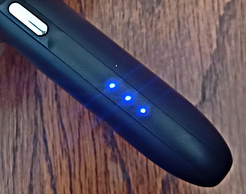 Suivi du niveau de charge Kit cigarette electronique Pod Art Vapx   Cigusto   Ecigarette   Vapoteuse