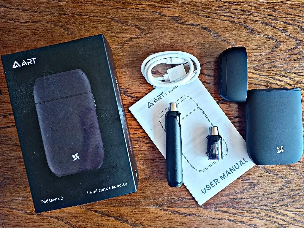 Kit cigarette electronique Pod Art Vapx   Cigusto   Ecigarette   Vapoteuse