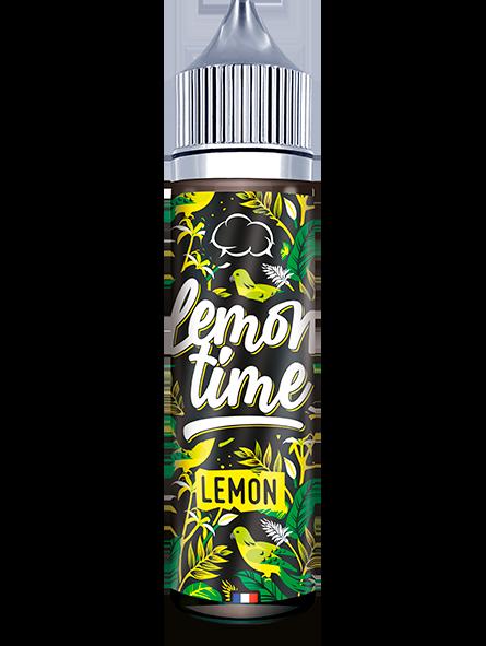 Eliquide Lemon'Time Eliquid France : Lemon une limonade au citron acidulé et sucrée